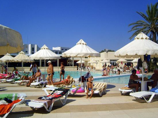 hotel club omar khayam en tunisie